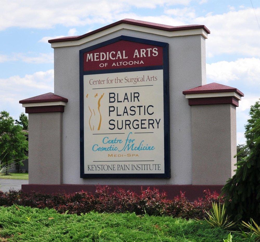 Blair County Plastic Surgery: 3107 Fairway Dr, Altoona, PA