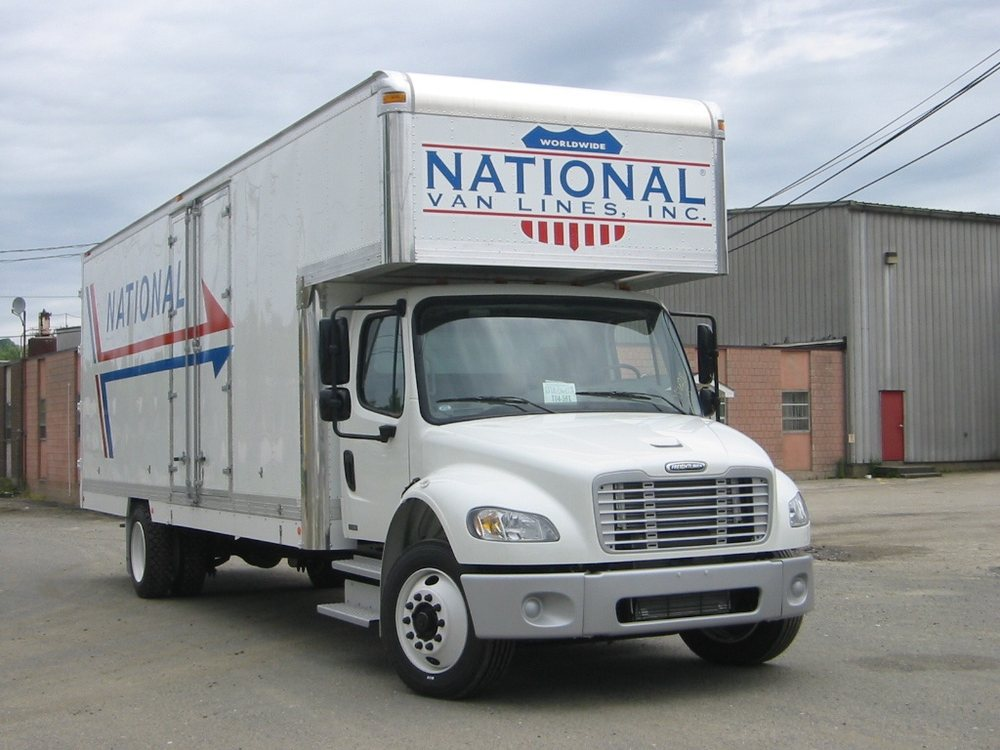 Charles Wood & Son Moving & Storage: 165 Orville Dr, Bohemia, NY