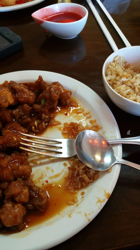 Rice House Chinese Restaurant: 2932 Military Ave, Baxter Springs, KS