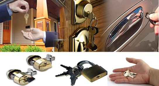 Terrell Plaza Lock & Key Shop: 7223-B Broadway, Alamo Heights, TX
