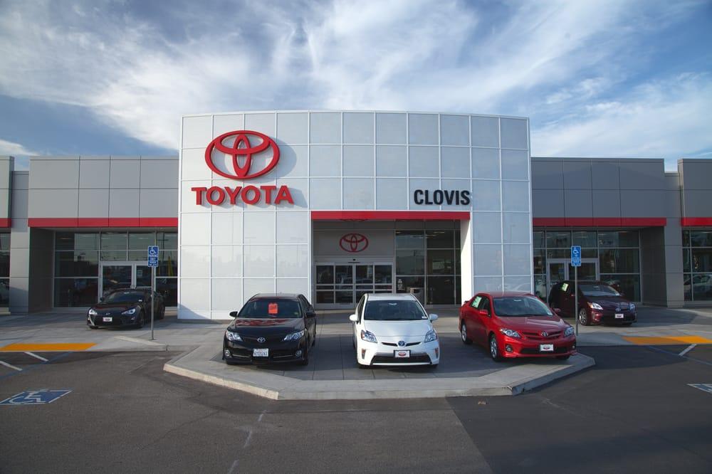 Toyota of Clovis
