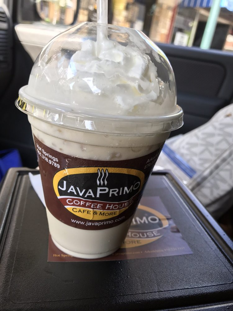 Java Primo Coffeehouse Cafe & More: 614 Main St, Arkadelphia, AR