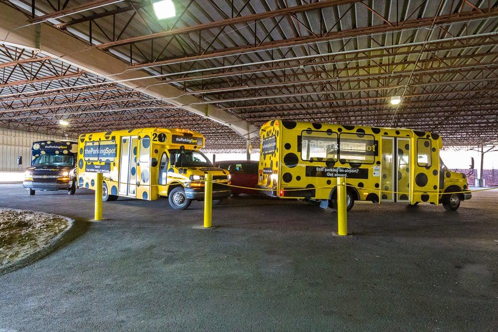 The Parking Spot: 701 Flaugherty Run Road, Coraopolis, PA