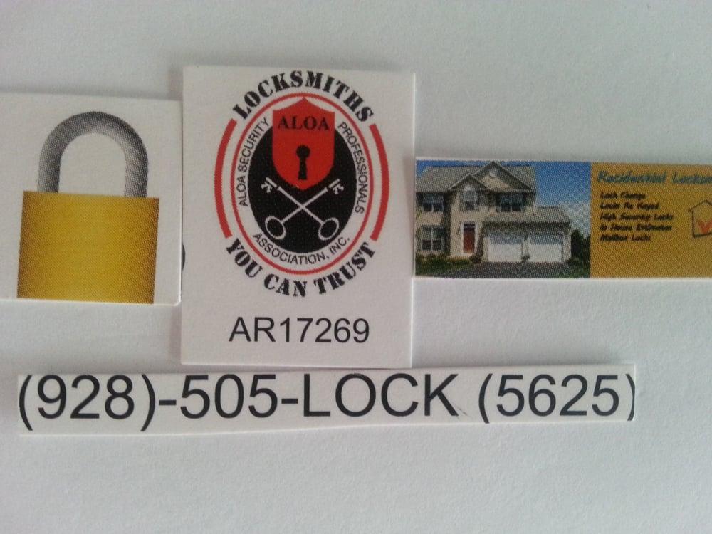 Taylor & Son's Locksmiths: 3395 Winston Dr, Lake Havasu City, AZ