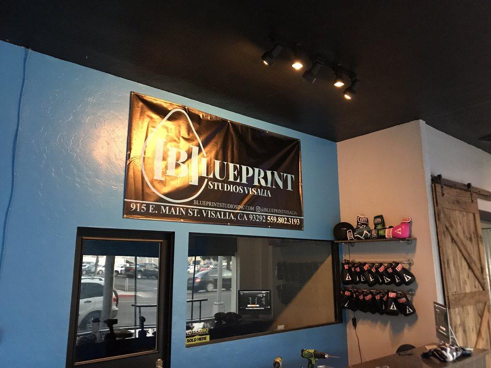 Blueprint Studios: 915 E Main St, Visalia, CA