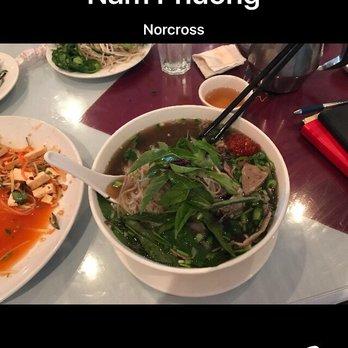 Nam Phuong Restaurant Norcross Ga