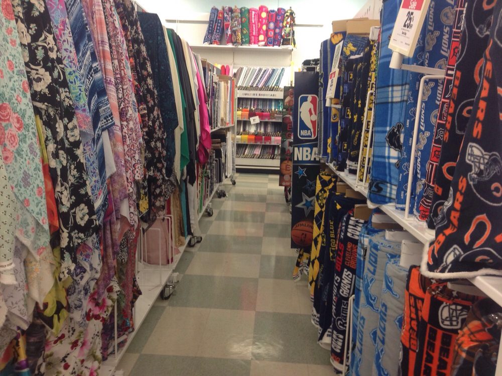 Jo-Ann Fabrics and Crafts: 1800 Pipestone Rd, Benton Harbor, MI