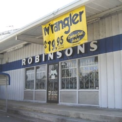 Robinsons Feed & Country Western Store - 2019 All You Need
