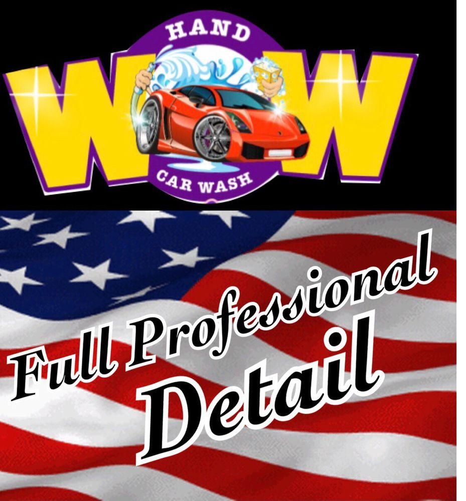 Wow Hand Car Wash: 7215 W 87th St, Bridgeview, IL
