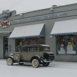 Photo Of Filling Station Lebanon Or United States Our 1932 Chevy On