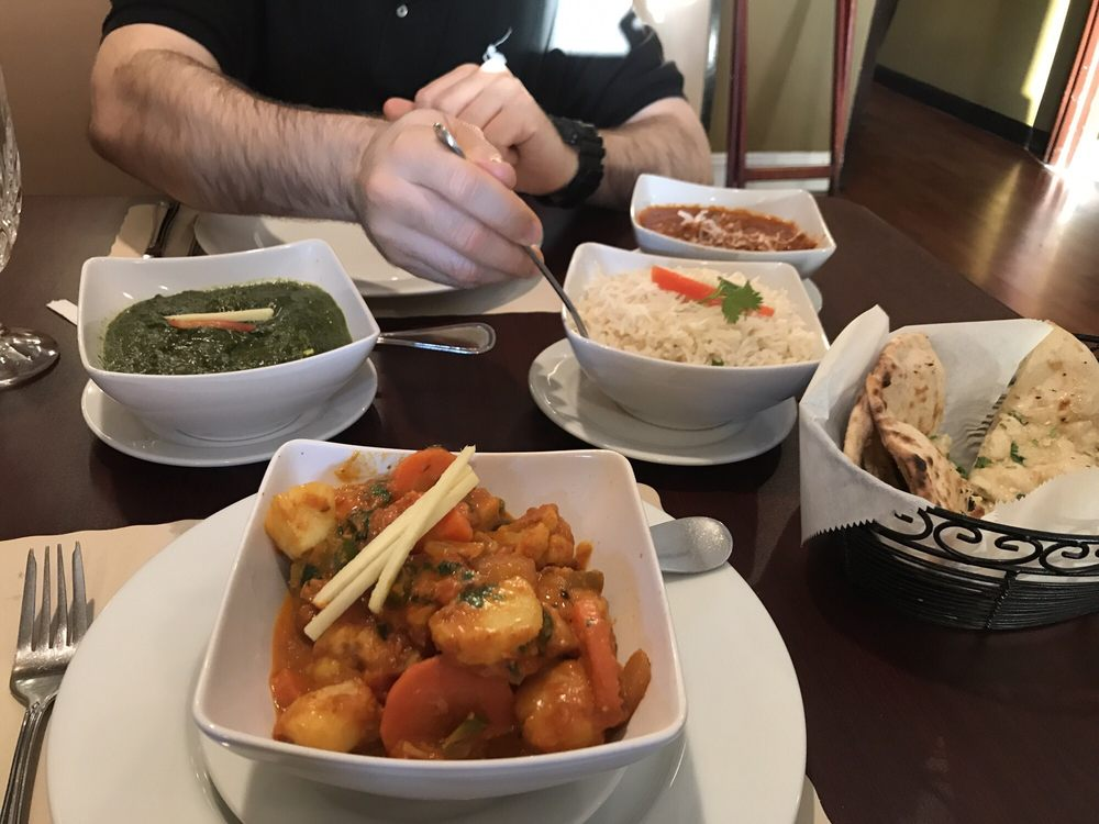 Cafe India: 1042 Wisconsin Ave NW, Washington, DC, DC