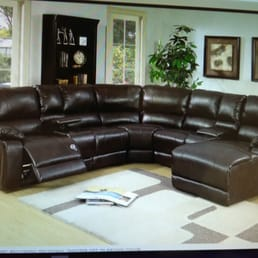 Photo Of Ru0026C Furniture   Tampa, FL, United States. 3PC RECLINING SECTIONAL  THEATER