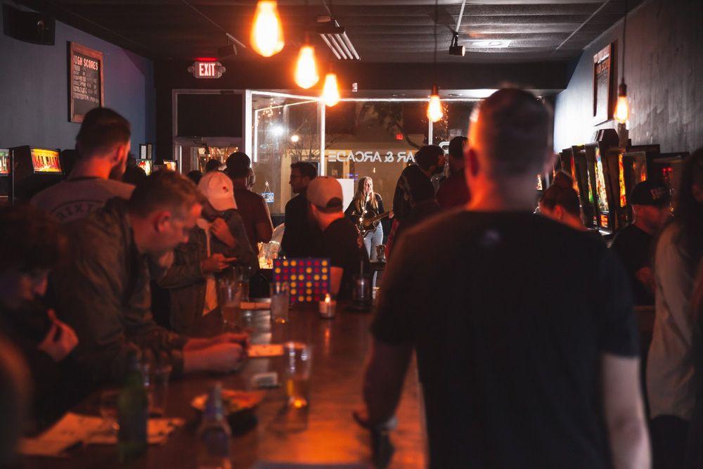 Vector Bar & Arcade: 629 Cleveland St, Clearwater, FL
