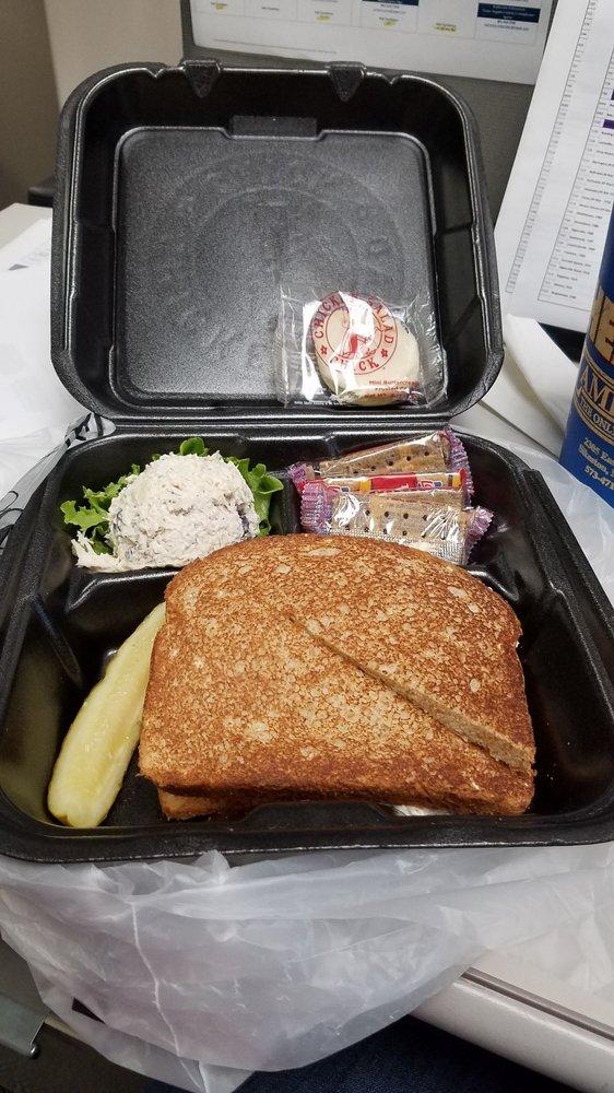 Chicken Salad Chick: 4562 Poplar Ave, Memphis, TN