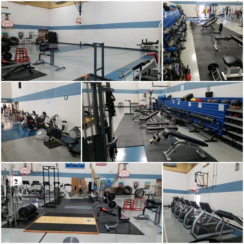 Ray's Gym: 4950 Cedar Lake Rd, Oscoda, MI