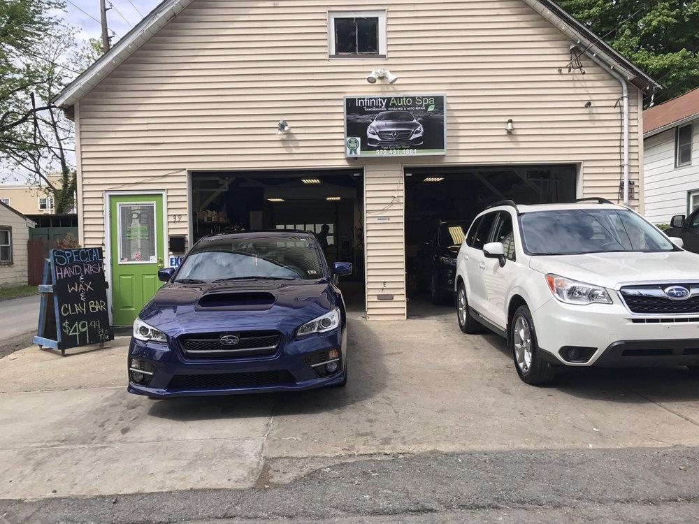 Infinity Auto Spa: 1 Kintner Aly, Stroudsburg, PA
