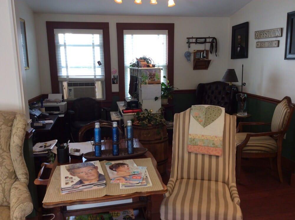 Village Reflections Salon: 10 Elm St, Goffstown, NH