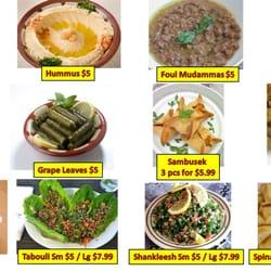 Lebanese cuisine for Ali baba fine lebanese cuisine
