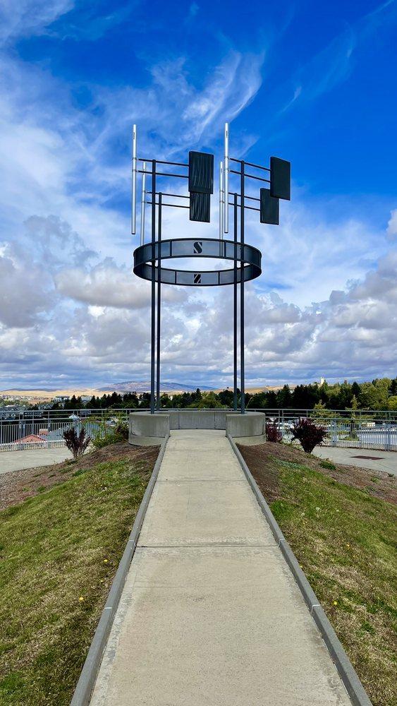 Washington State University: 1260 NE Palouse Ridge Rd, Pullman, WA