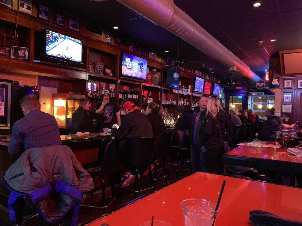 Knockback Nats: 10 W 7th St, Cincinnati, OH