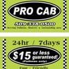 Pro Cab: 308 W Front St, Albion, WA