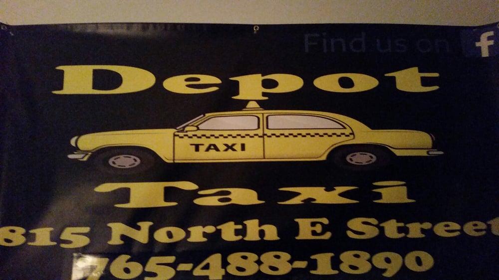 Depot Taxi: 815 N E St, Richmond, IN