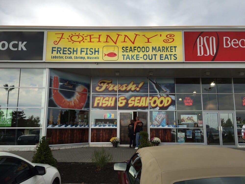 Johnny's Fresh Fish & Seafood