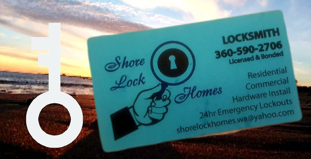 Shore Lock Homes Locksmith: 237 Dolphin Ave NE, Ocean Shores, WA