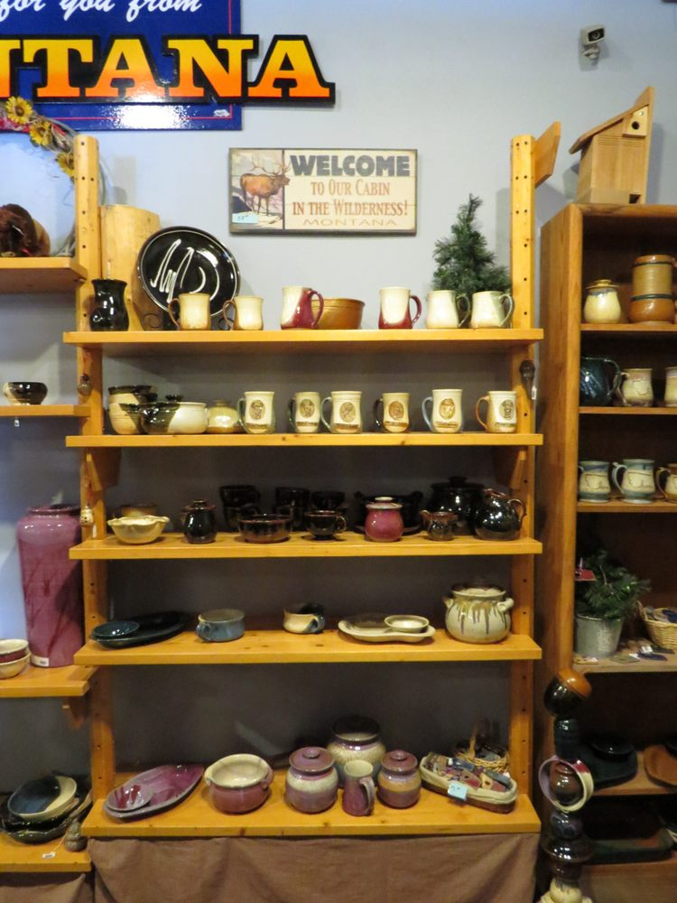Blue Ribbon of Montana Gifts: 325 Smelter Ave NE, Great Falls, MT