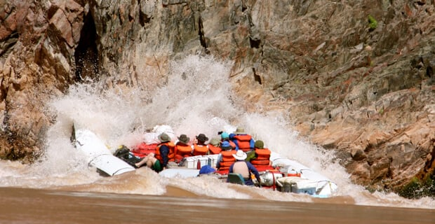 Colorado River & Trail Expeditions: 325 S Main St, Fredonia, AZ