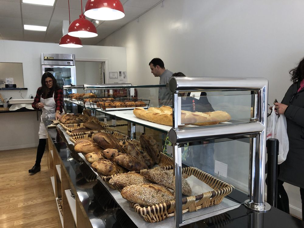 Mamadou's Artisan Bakery: 677 Massachusetts Ave, Arlington, MA