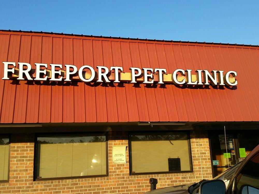 Freeport Pet Clinic: 909 State Highway 20 E, Freeport, FL