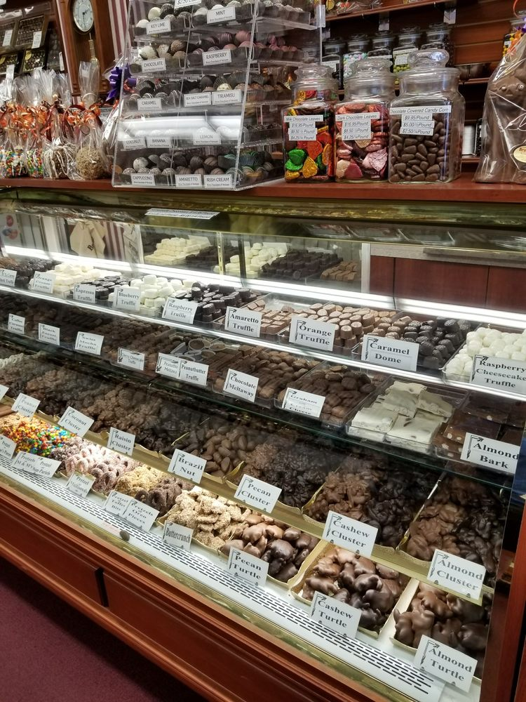 Brummer's Homemade Chocolates: 672 Main St, Vermilion, OH