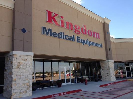 Kingdom Medical Equipment - Medical Supplies - 1834 NW 52nd