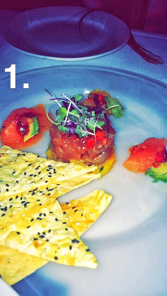 Tuna tartar yelp for Wild fish scottsdale az