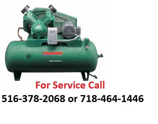 Champion 10hp Reciprocating Air Compressor Unit Yelp