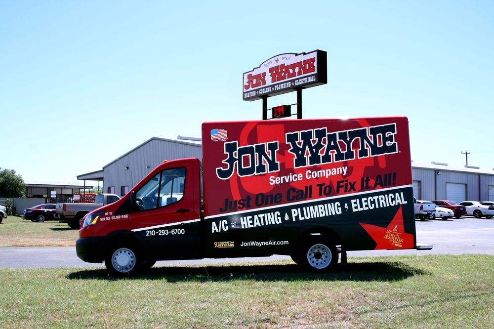 Jon Wayne Service Company 20 Photos 109 Reviews Heating Air Conditioning Hvac 9272 Us Highway 87 E San Antonio Tx Phone Number Services