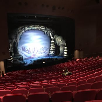 Mature eats theater load