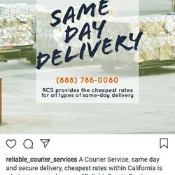 Reliable Courier Services - Request a Quote - Couriers & Delivery