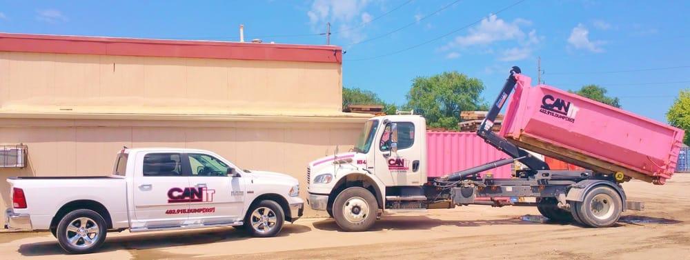 Can It Dumpster Rental: 8904 L St, Omaha, NE