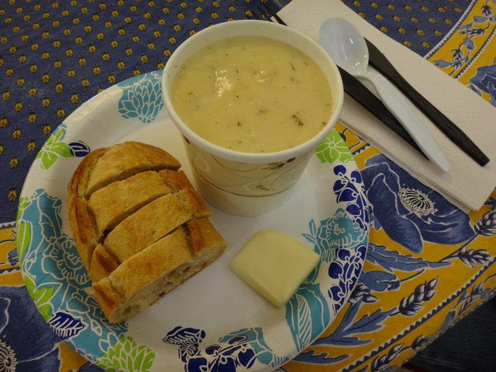 Bon Appetit-Crepes, Croissants & More: Junction Shopping Ctr, Sonora, CA
