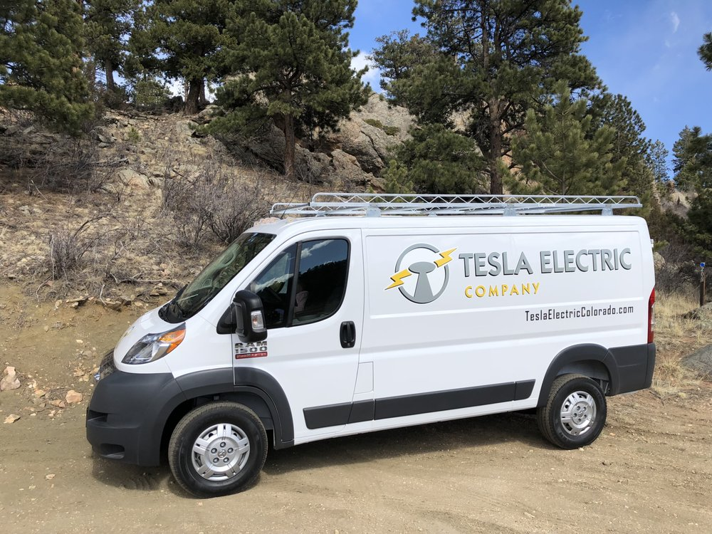 Tesla Electric Company: 16 Fawn Rd, Bailey, CO