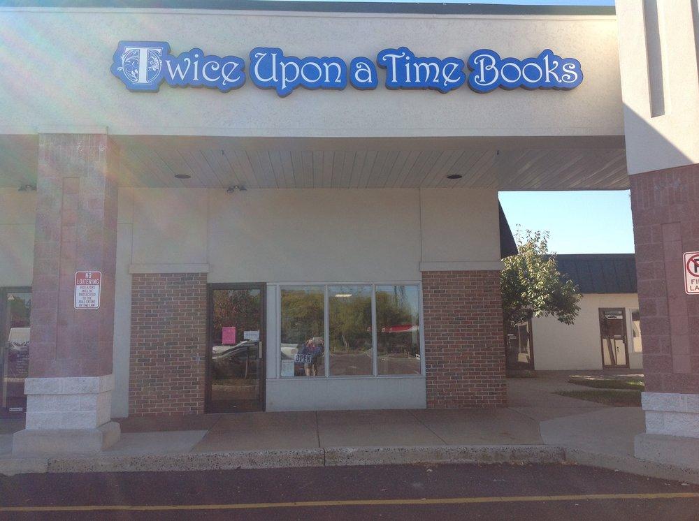 Twice Upon A Time Books: 1540 Cowpath Rd, Hatfield, PA