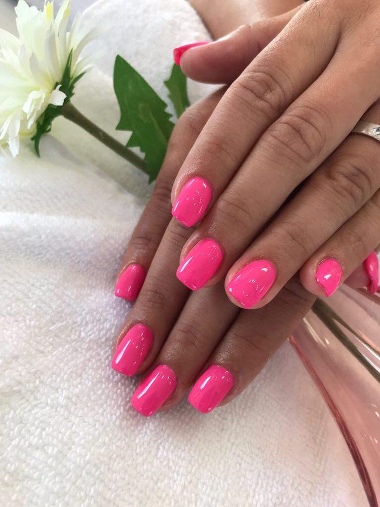 Shine Nail & Spa Salon: 245 NE 14th St, Miami, FL