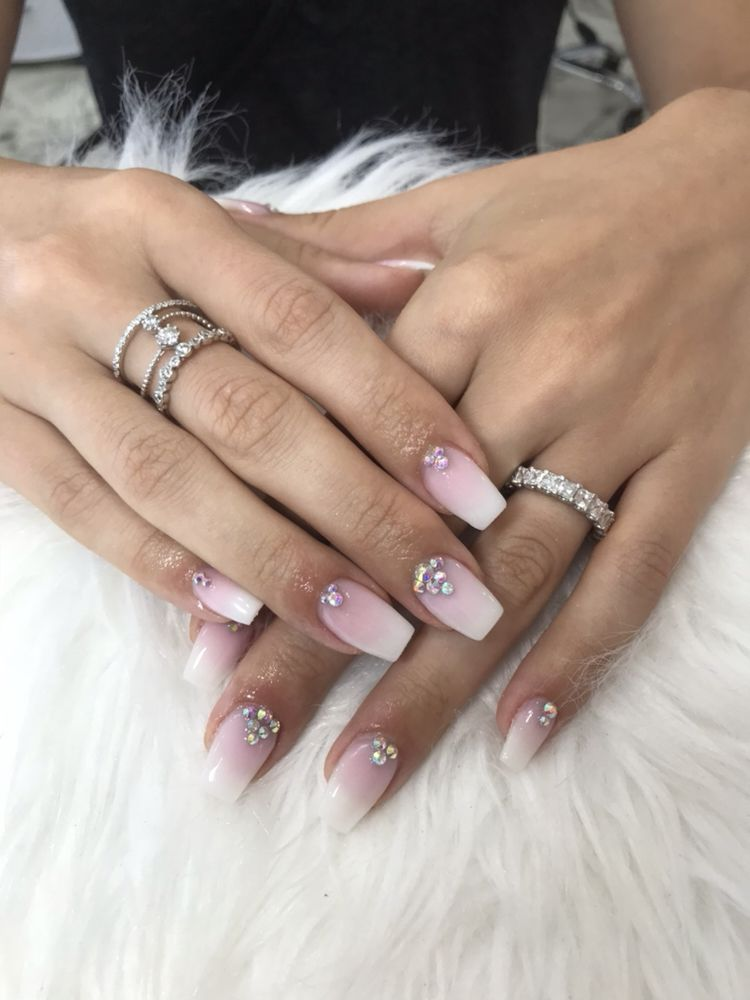 Photos for 3D Diamond Nails & Spa - Yelp