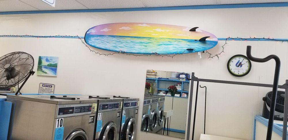 A1A Beach Laundromat: 1945 A1A S, St. Augustine, FL
