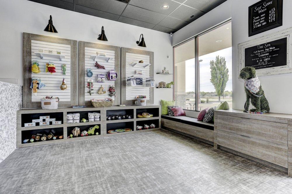 BarkWash & Treat Shoppe: 1560 N Locust Grove Rd, Meridian, ID