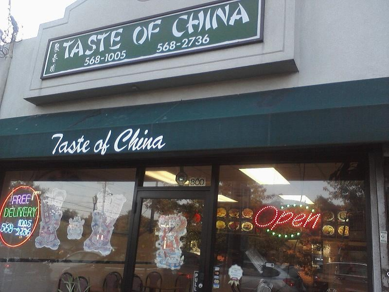 Taste Of China - Order Food Online - Chinese - 800 Meacham Ave ...