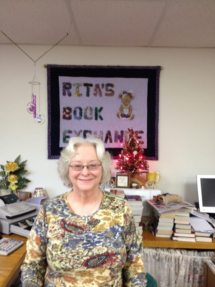 Rita's Book Exchange: 1303 W Beauregard, San Angelo, TX