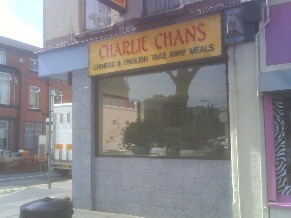 Charlie Chan's Fish Bar